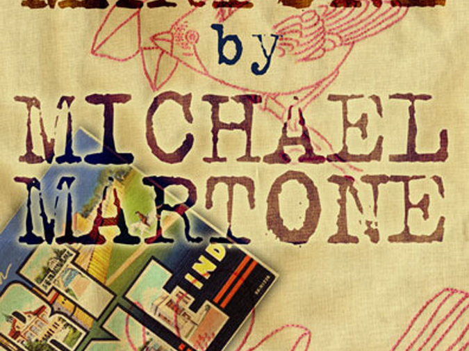 An Interview with Michael Martone photo