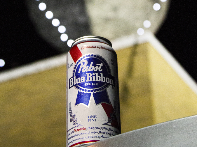 An Advanced Amateur Reviews Pabst Blue Ribbon - A Beer Fit for Human Beings photo