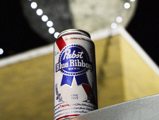 An Advanced Amateur Reviews&amp;nbsp;Pabst Blue Ribbon - A Beer Fit for Human Beings photo