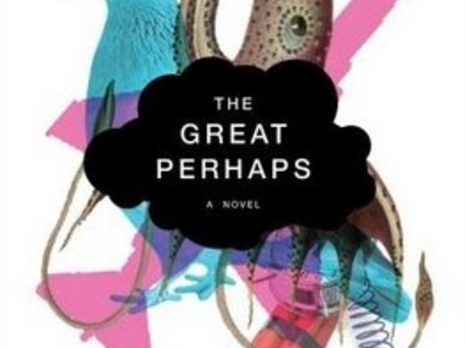 The Great Perhaps (an excerpt) photo