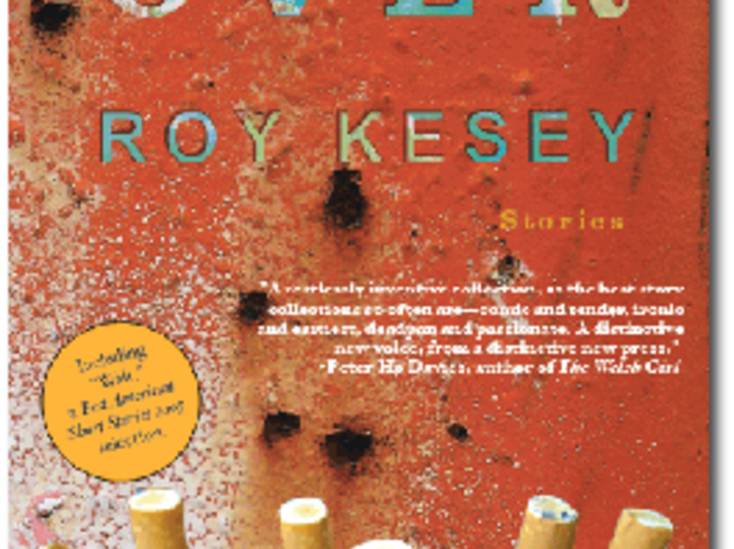 An Interview with Roy Kesey photo