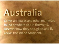 Captain Cook Discovers Australia photo