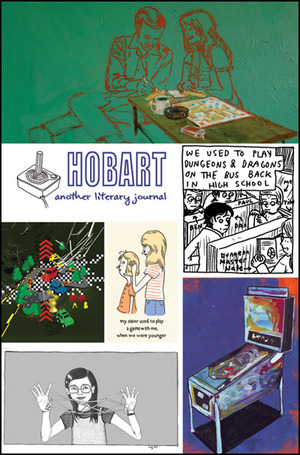 Hobart 9: Games cover