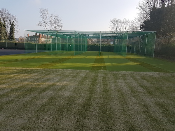 Cricket Nets - coming soon