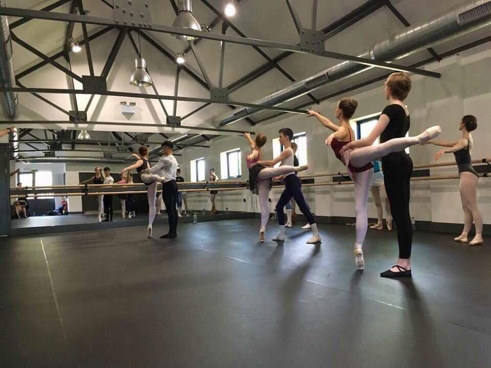 Master of Ballet Academy
