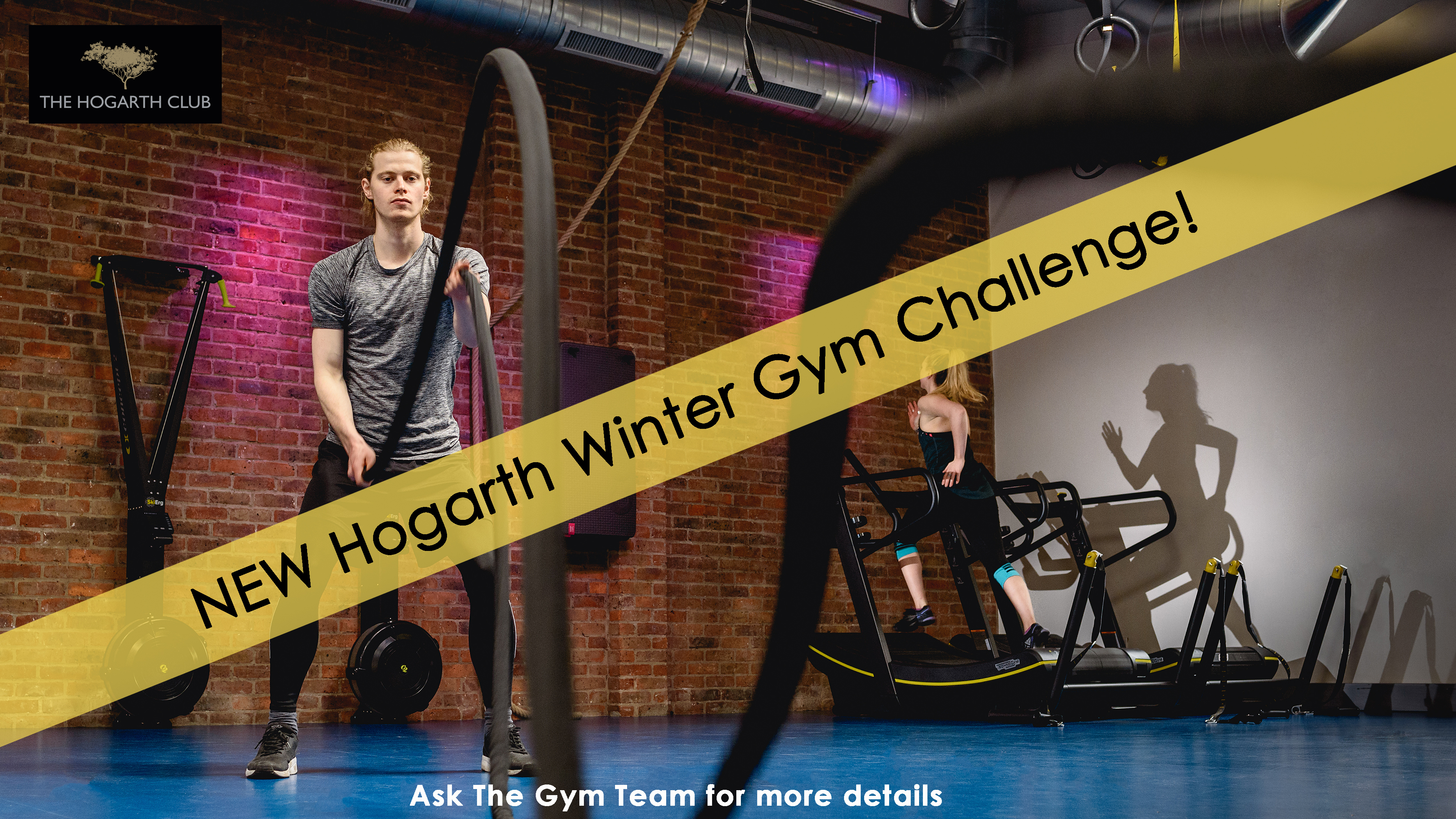 New Hogarth HIIT Winter Gym Challenge