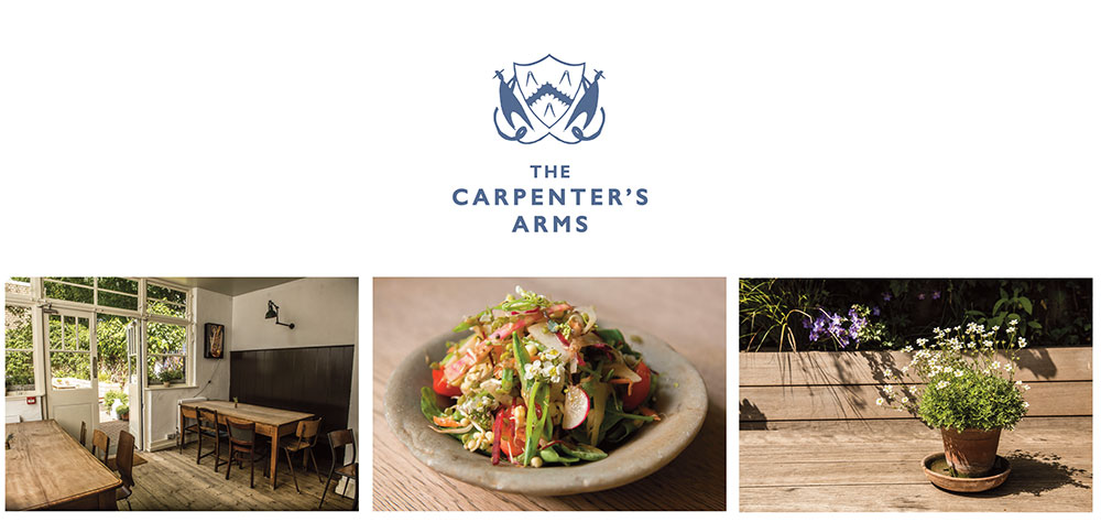 Carpenters Arms Offer