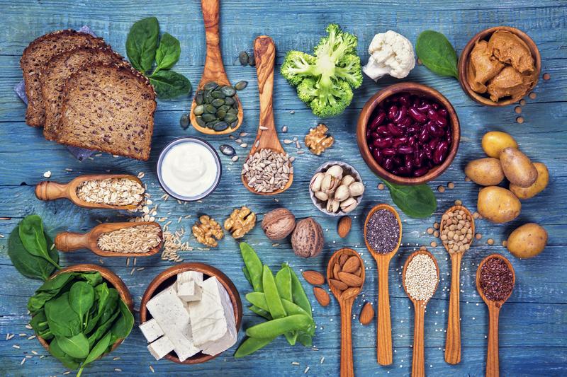 vegan diet fitness food healthy