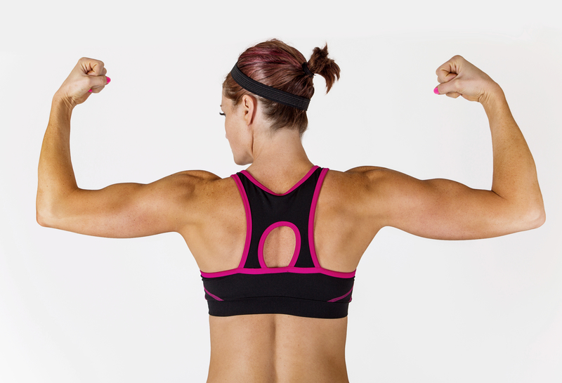 Strong back. Back pain exercises and relief