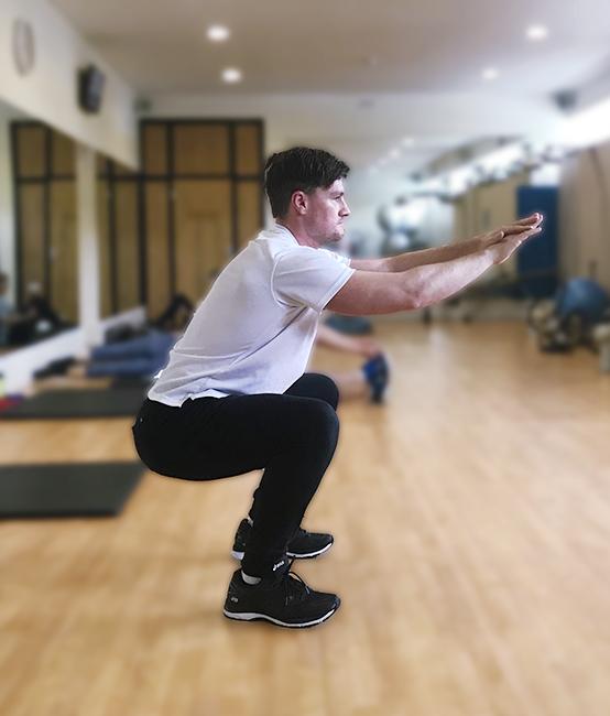 Squats personal training chiswick