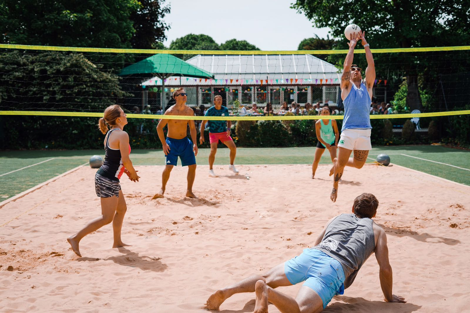 Hogarth Beach Volleyball