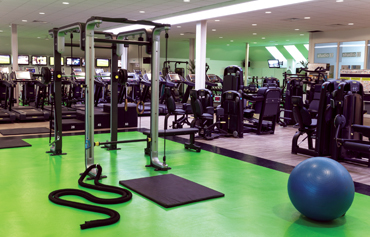 Promo   gym   introsucing our new technogym