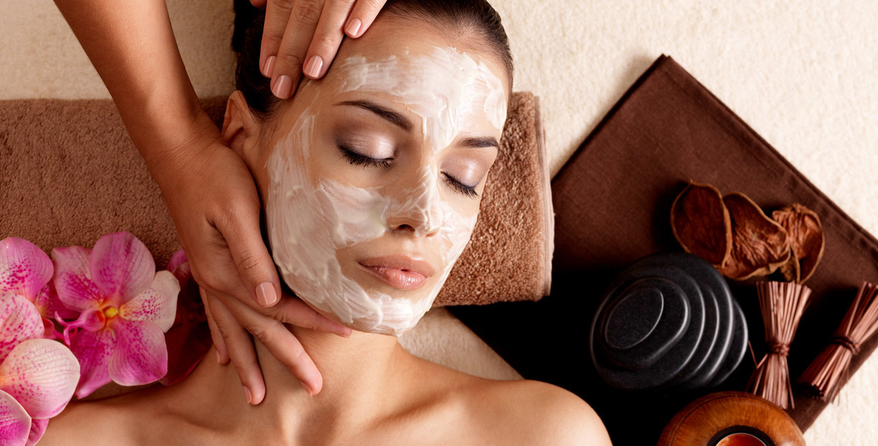 Beauty   facial home