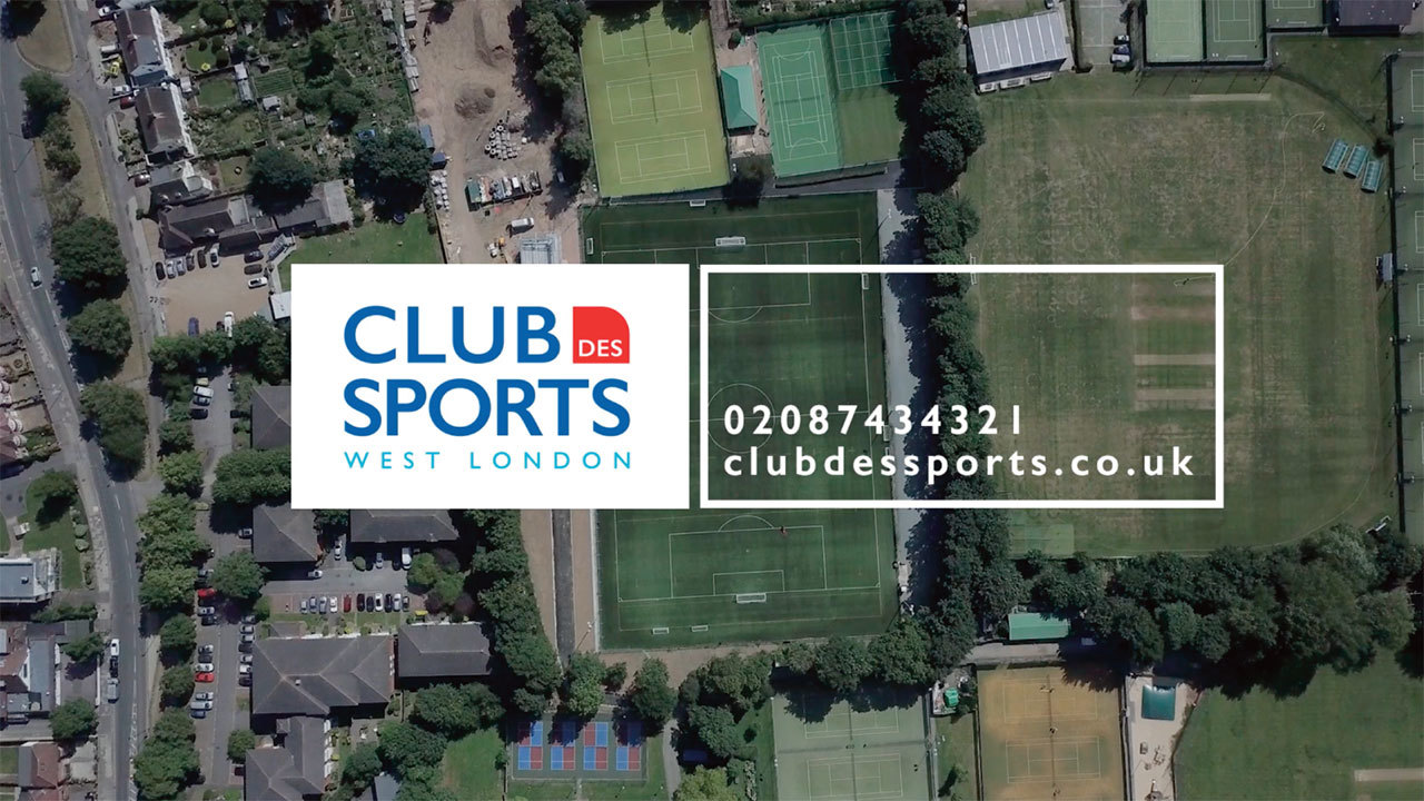 Club des sports intro