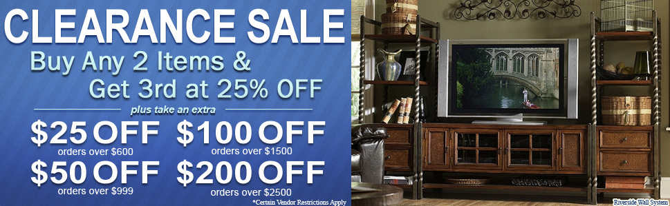 Sale on All Wall Systems
