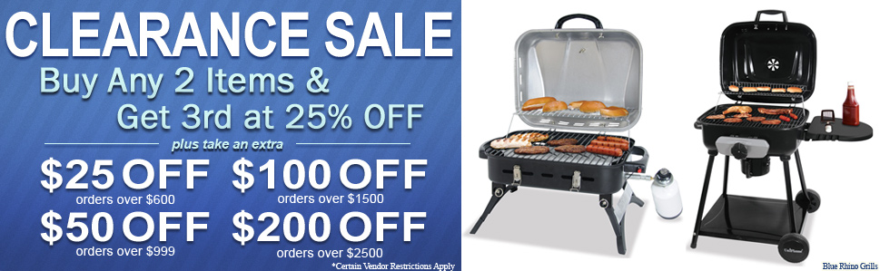 Barbeque Grills Sale