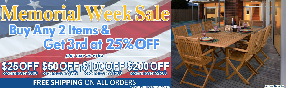 Save On Outdoor Patio Sets