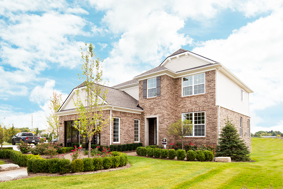 New homes in shelby township southeast michigan new homes for Home builders southeast michigan