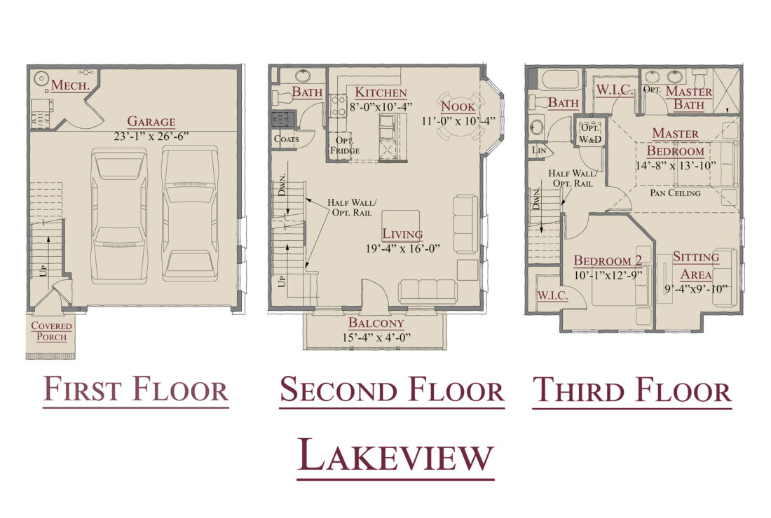 Lakeview   Right Unit