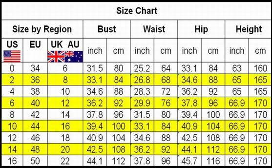 Shirt size guide european cardigan with buttons for Us shirt size chart