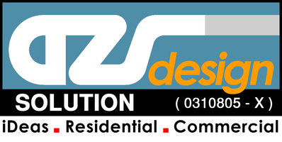 AZR DESIGN SOLUTION Logo