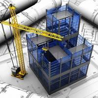 renovation and construction enterprise Logo