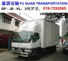 Fu Guan Transportation Logo