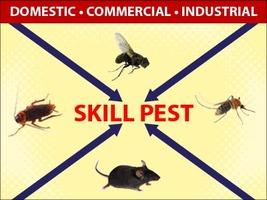 Skill Pest Control Sdn Bhd Logo
