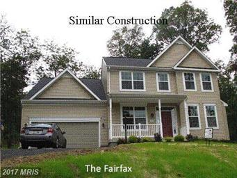 0 Amelia Drive #FAIRFAX PLAN Photo #5