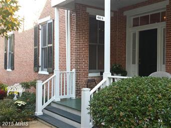 410 Goldsborough Street #A Photo #2