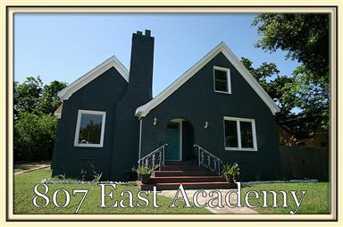 807 E Academy Street Photo #1