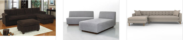Modular Sectional Sofas Gallery