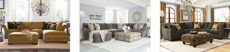 Polyester Sectional Sofas