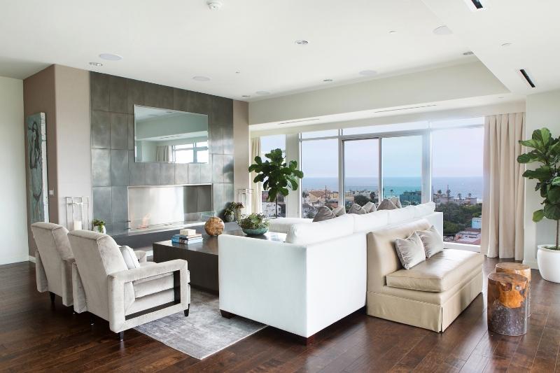 Socal Contractor Creates Luxury Beach Condo Degree Views