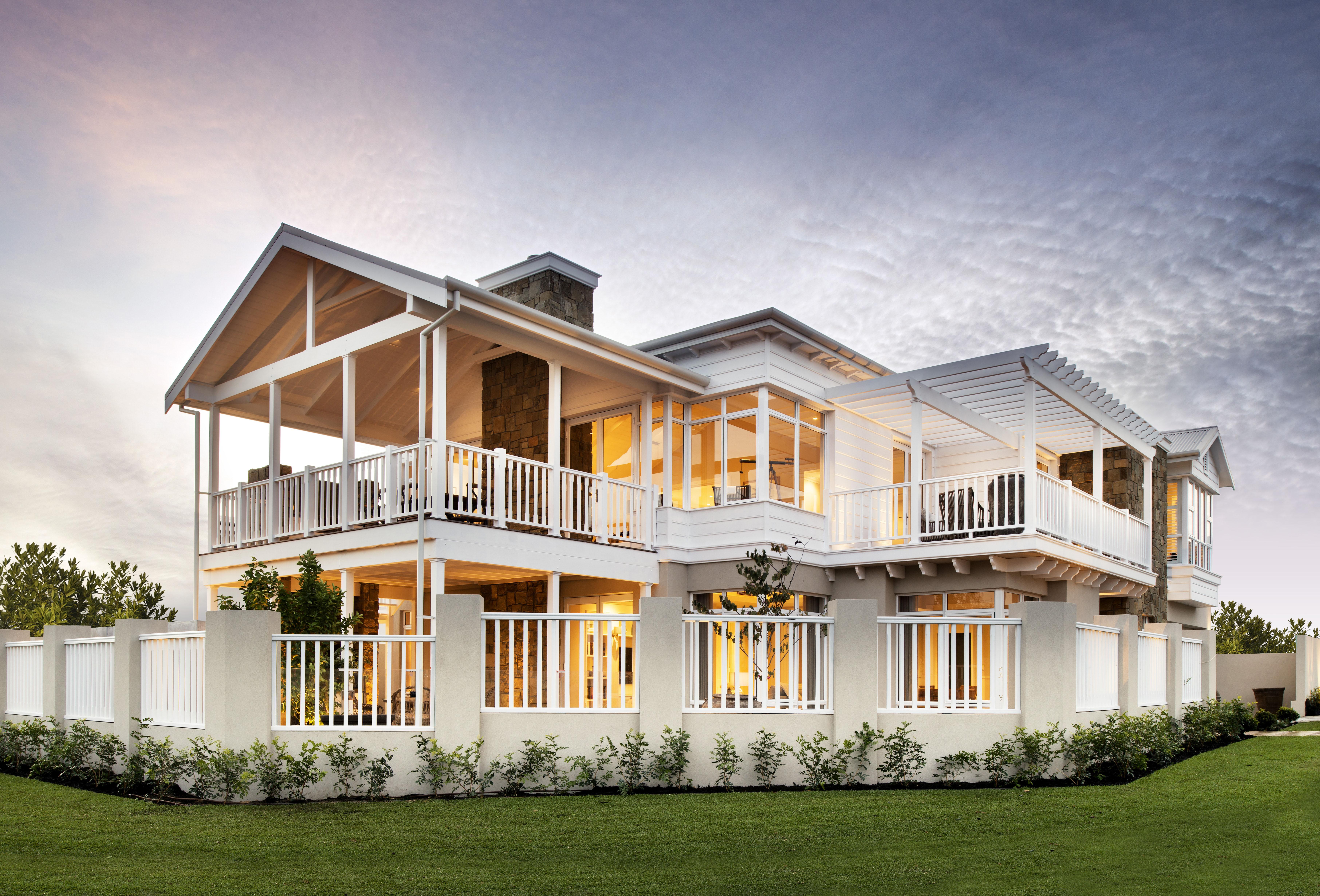 The grayson custom home by webb brown neaves for Grayson home