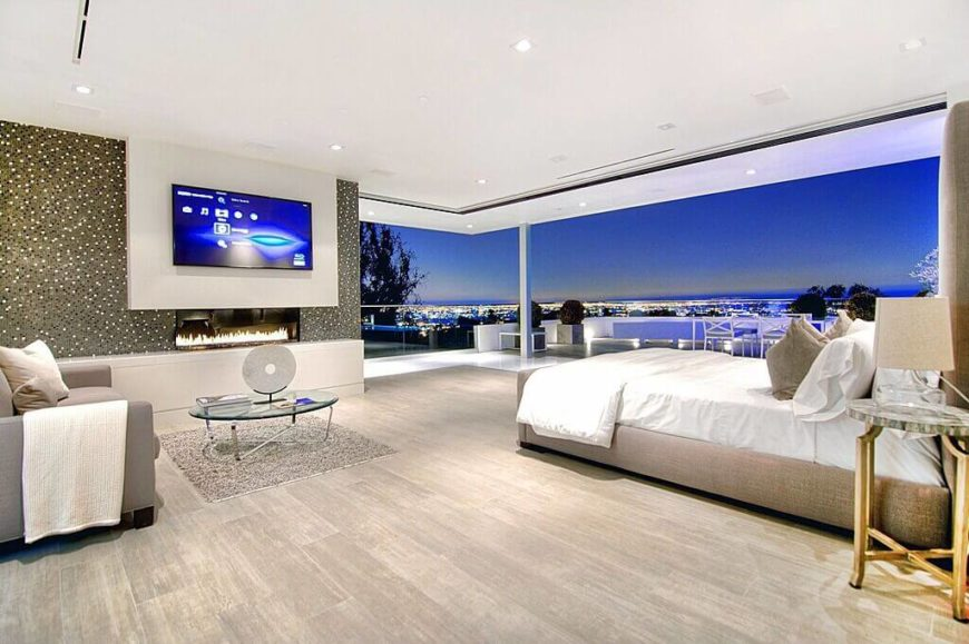 49 Exuberant Pictures of TV\'s Mounted Above Gorgeous Fireplaces ...