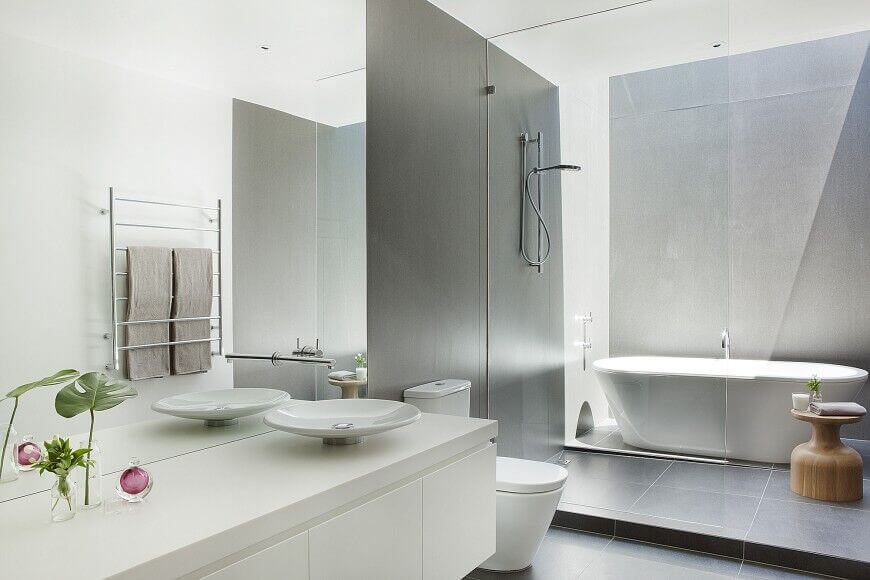bathrooms with separate showers and tubs  homedesignfind, Home decor