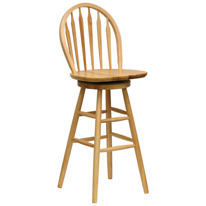 Here\u0027s an ex&le of utterly classic styling a bar stool in rich natural wood that  sc 1 st  Home Stratosphere & 20 Best Bars and Stools for your Man Cave islam-shia.org