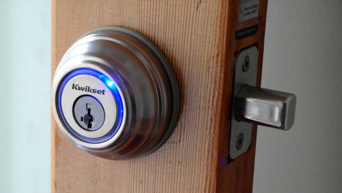 Top smart home door locks
