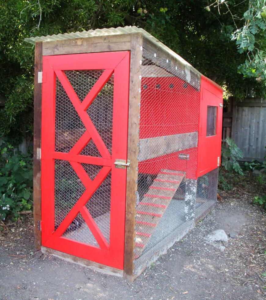 33 backyard chicken coop ideas