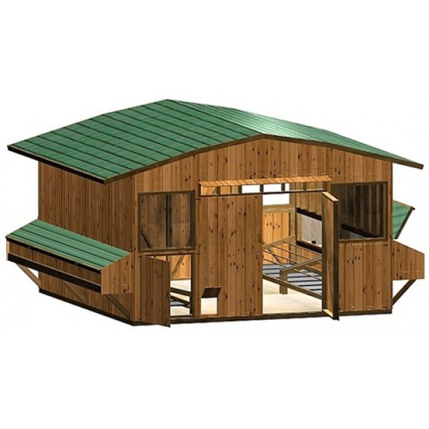 33 backyard chicken coop ideas for Small chicken coop plans and designs ideas