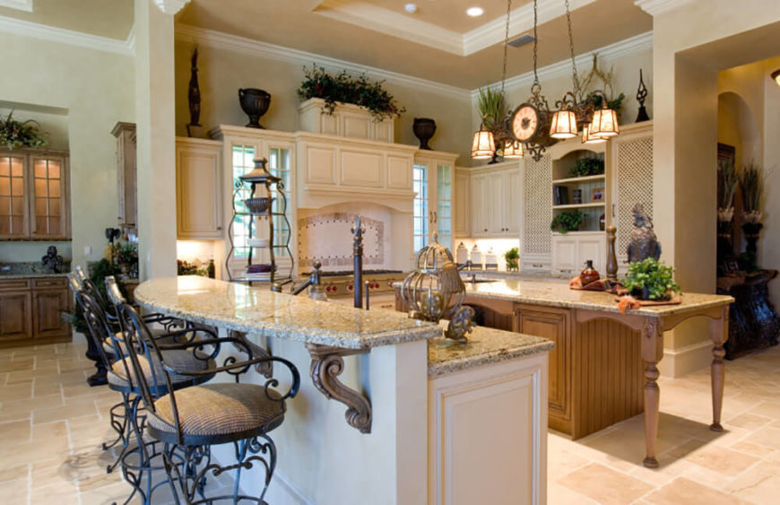 50 Mediterranean Style Kitchen Ideas For 2017