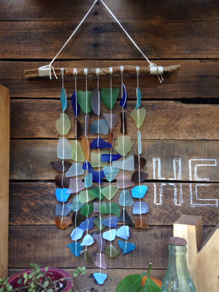 Sea Glass Decorating Ideas Shadez Us