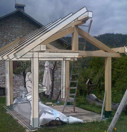 How to build a gazebo diy illustrated guide for Easy to build gazebo