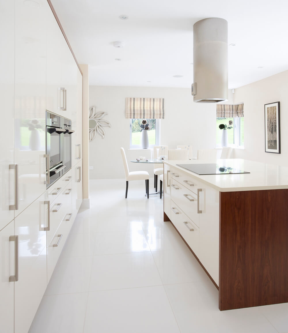 Top 38 Best White Kitchen Designs (2016 Edition
