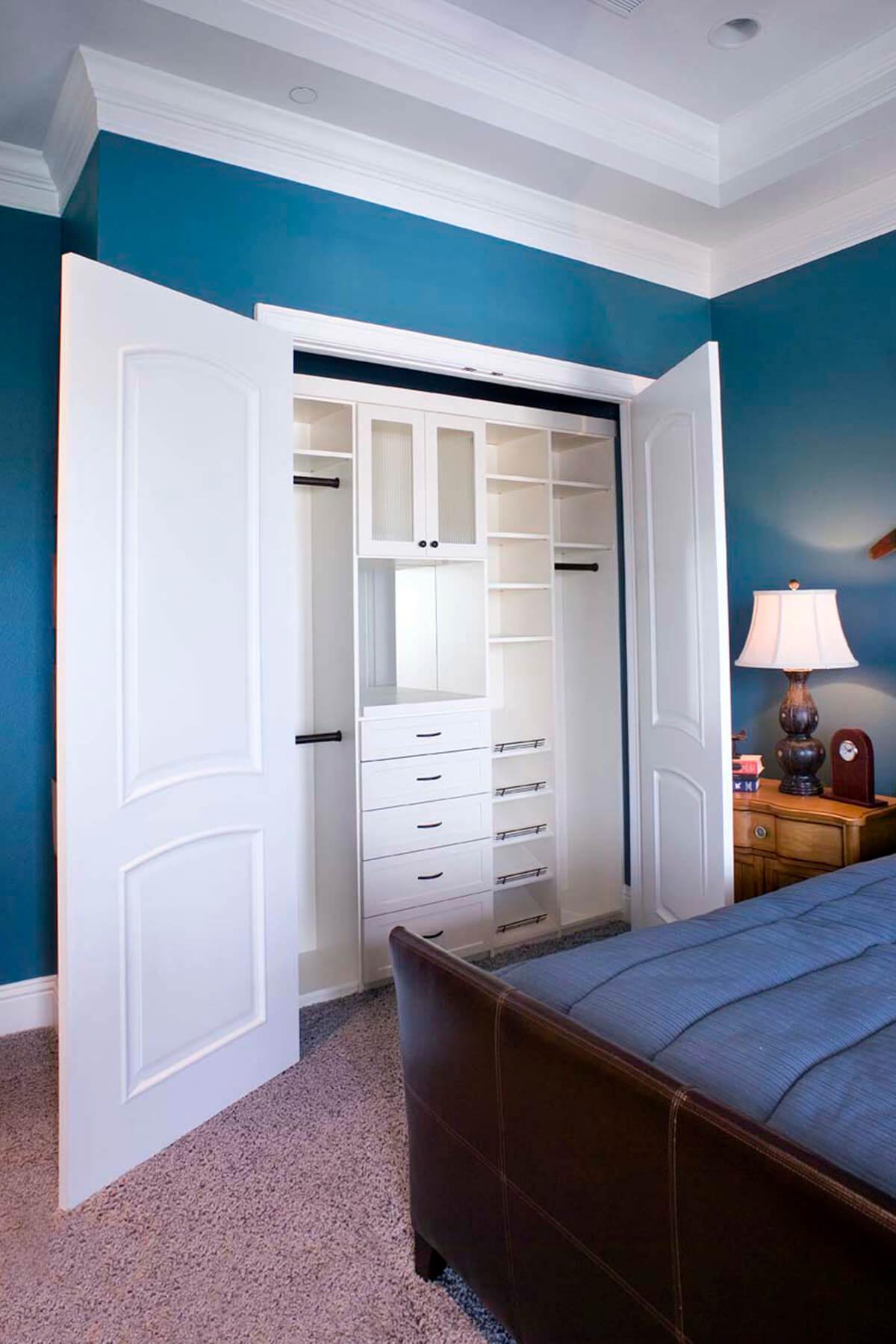Bedroom Shelf Light