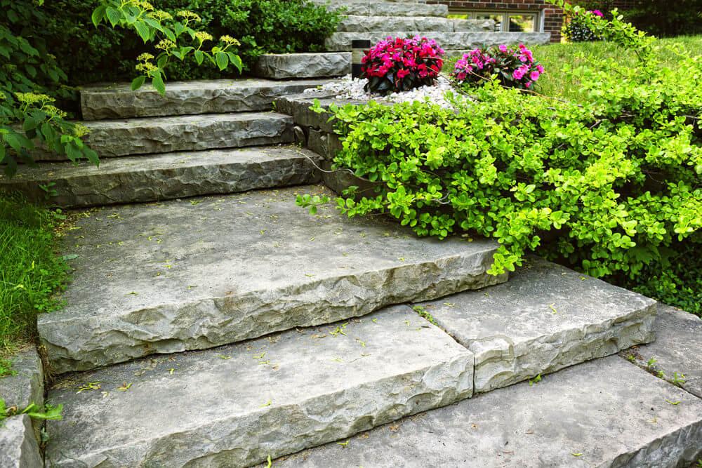 60 Outdoor Garden Landscaping Step Ideas – Steps to Planting a Garden