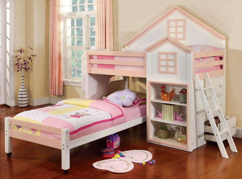 34 Fun Girls And Boys Kid S Beds Amp Bedrooms Photos