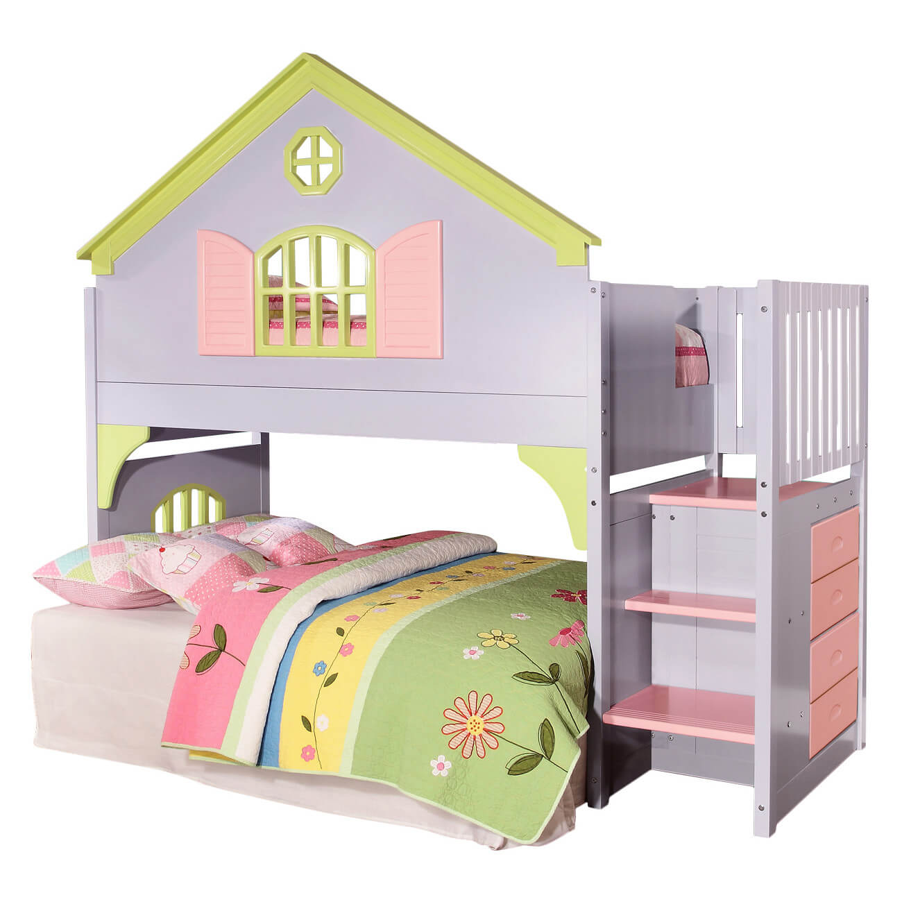 Fun Girls Beds 34 Fun Girls And Boys Kid's Beds & Bedrooms Photos