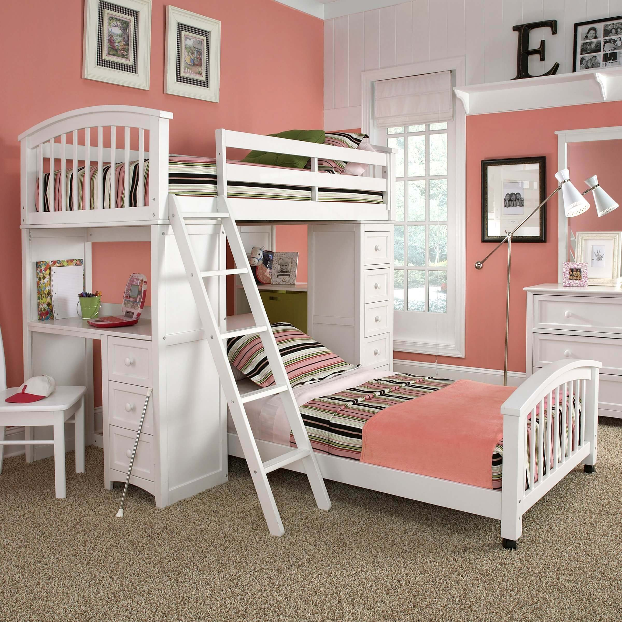 Pink And Grey Bedroom Decor White Girls Furniture Fresh Bedroom Interior Design Decoration